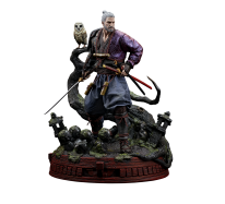 The Witcher Geralt Ronin Figure 1