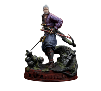 The Witcher Geralt Ronin Figure 2