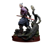 The Witcher Geralt Ronin Figure 3