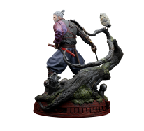 The Witcher Geralt Ronin Figure 4