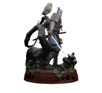The Witcher Geralt Ronin Figure 6