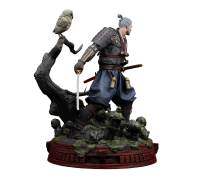 The Witcher Geralt Ronin Figure 7
