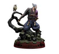 The Witcher Geralt Ronin Figure 8