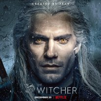 The Witcher Netflix poster 2