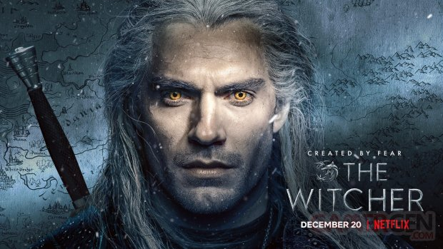 The Witcher Netflix poster 4