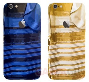 thedress coque iphone