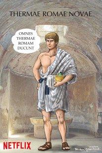 Thermae Romae Novae poster 27 10 2020 pic 1