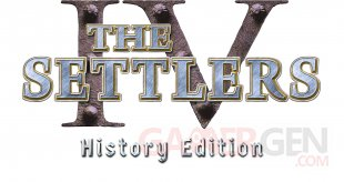 TheSettlers 4 HE Logo GC 180821 12pm CET UK 1534794677
