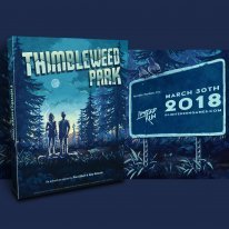 Thimbleweed Park Big Box