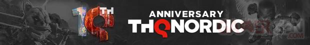 THQ 10th Anniversary head