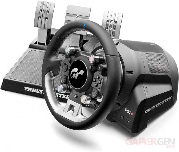 Thrustmaster T GT II volant