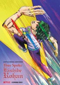 Thus Spoke Kishibe Rohan Netflix 27 10 2020 poster