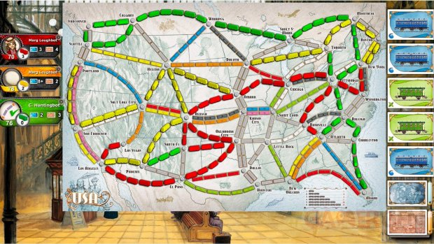 Ticket to Ride 12 06 2018