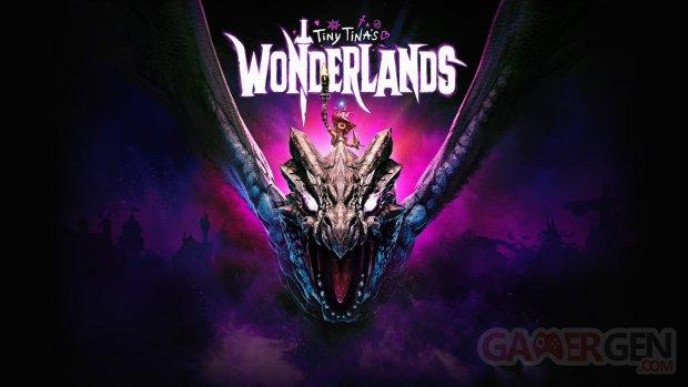 Tiny Tina's Wonderlands key art