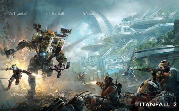 Titanfall 2 Poster