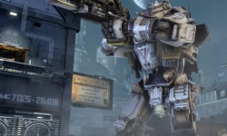 Titanfall Atlas head