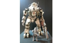Titanfall figurine Threezero photos 1