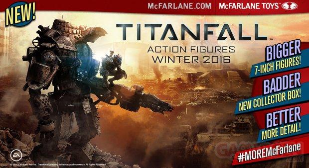 Titanfall McFarlane