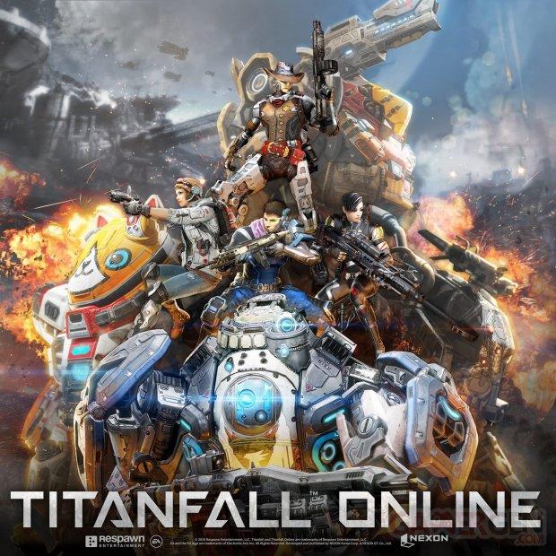 titanfall online