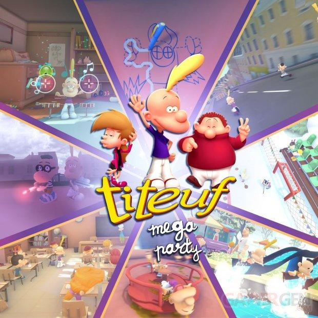 Titeuf Mega Party 08 02 09 2019