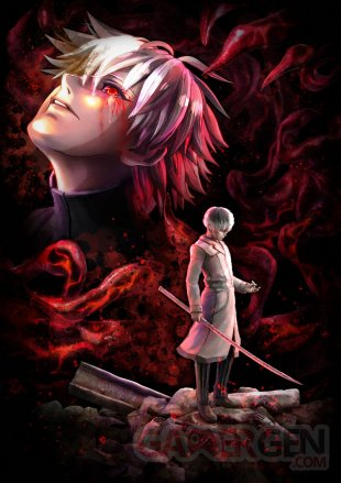 Tokyo Ghoul re Call to Exist artwork 21 06 2018