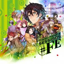 Tokyo Mirage Sessions FE artwork