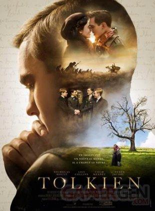 Tolkien Affiche FR