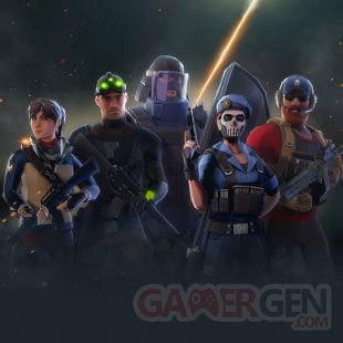 Tom Clancy Elite Squad pic 2
