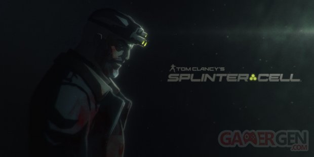 Tom Clancy's Splinter Cell 11 06 2021 Netflix série animée Sam Fisher