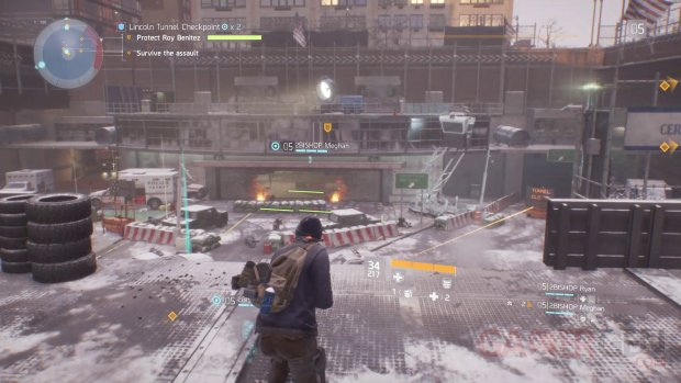 Tom Clancy's The Division  (5)