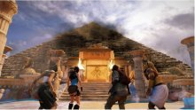 Tomb raider and the  Temple of Osirus