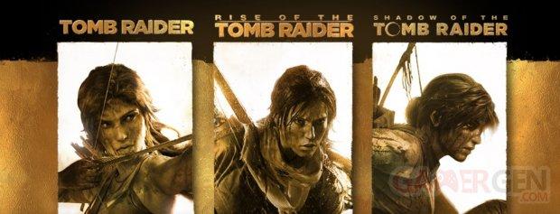 Tomb Raider Definitive Survivor Trilogy leak 07 03 2021