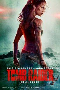 Tomb Raider film poster