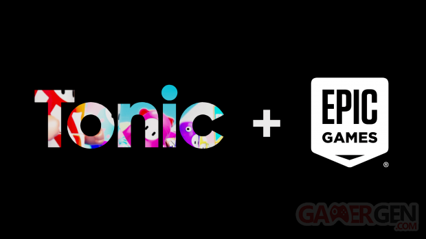 Tonic Games Mediatonic Epic Games logo
