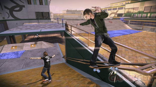 Tony Hawk's Pro Skate 5 06 08 2015 screenshot 12