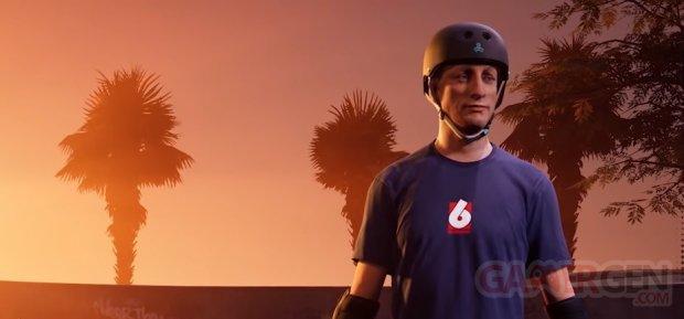 Tony Hawk's Pro Skater 1+2 head