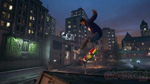 Tony Hawk's Pro Skater 1+2 screenshot Nyjah Huston