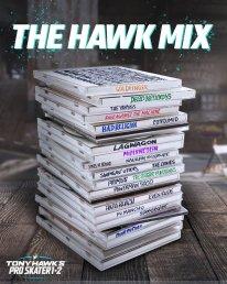 Tony Hawk's Pro Skater 1 2 tracklist