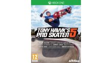 tony hawk's pro skater 5 jaquette Xbox One