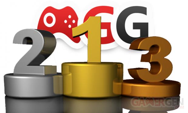 Top classement GamerGen