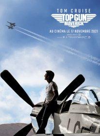 Top Gun Maverick 12 04 2021 poster affiche date sortie france