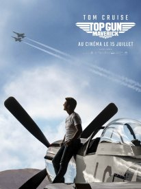 Top Gun Maverick poster affiche