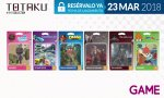 totaku collection figurines look amiibo personnages celebres licences videoludiques dont playstation