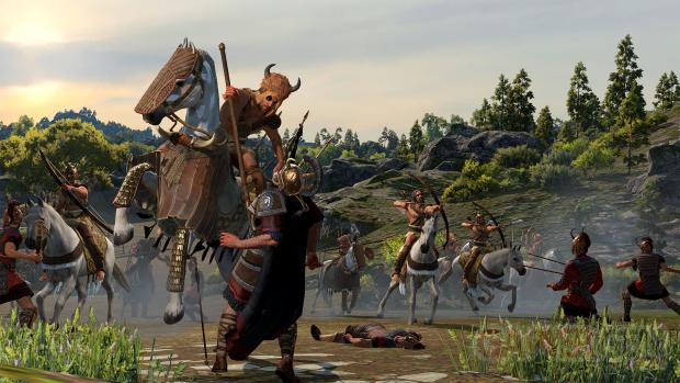 Total War Saga Troy 1