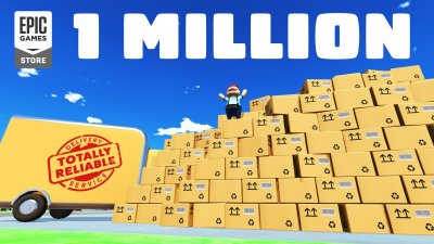 Totally Reliable Delivery Service Free On The Epic Games Store And Already A Millionaire For Its Launch World Today News