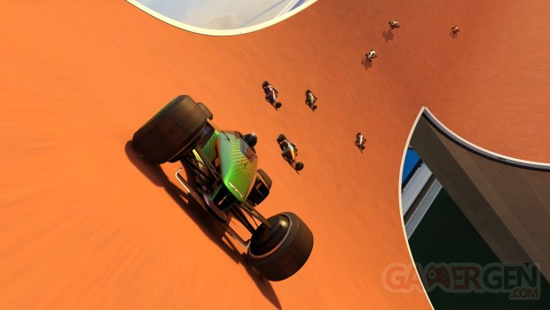 Trackmania on GeForce NOW S
