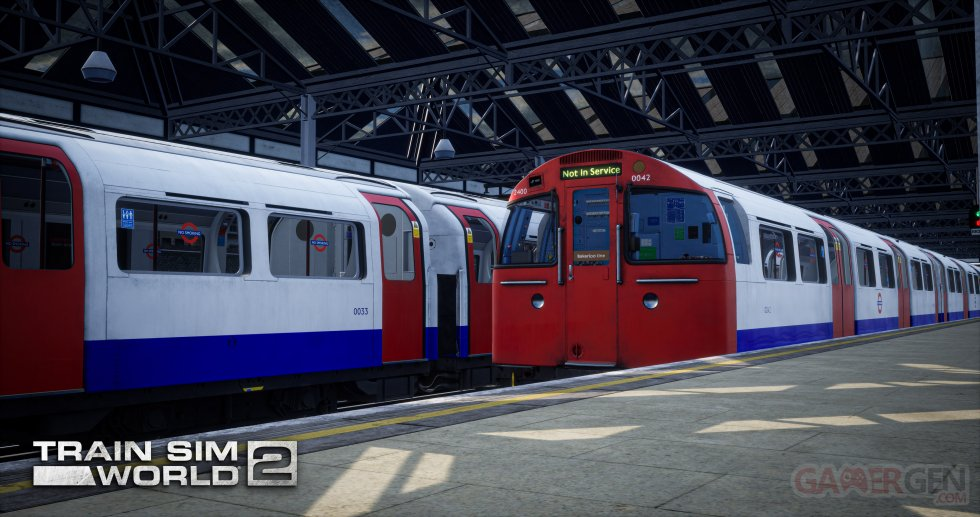 Train Sim World 2 - 05 - Bakerloo Line - LOGO