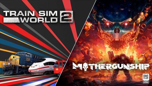 Train Sim World 2 MOTHERGUNSHIP EGS