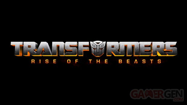 Transformers Rise of the Beasts logo teaser
