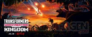 Transformers War for Cybertron Kingdom Guerre pour Cybertron Royaume art 1